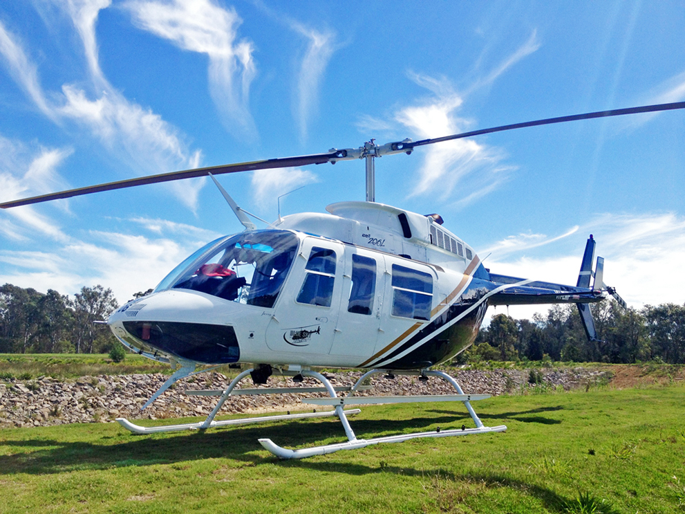 Flight 19a - Hunter Valley Helitour (5 Hours) Gift Card