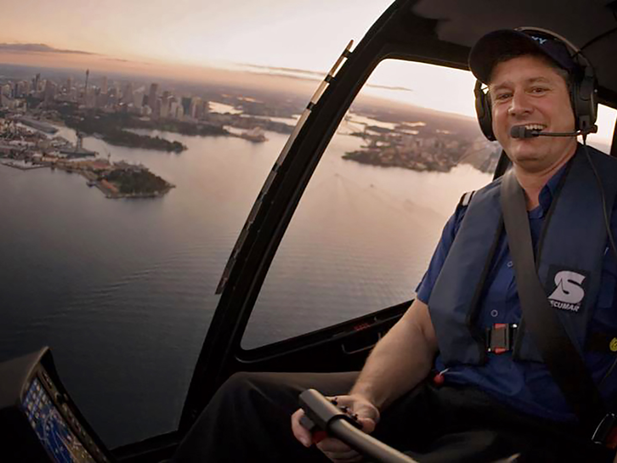 Flight 11y - Aerial Click Sydney Share with Others Gift Card (60 Minutes)