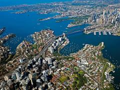 Flight 11z - Aerial Click Sydney Private Charter Gift Card (60 Minutes)