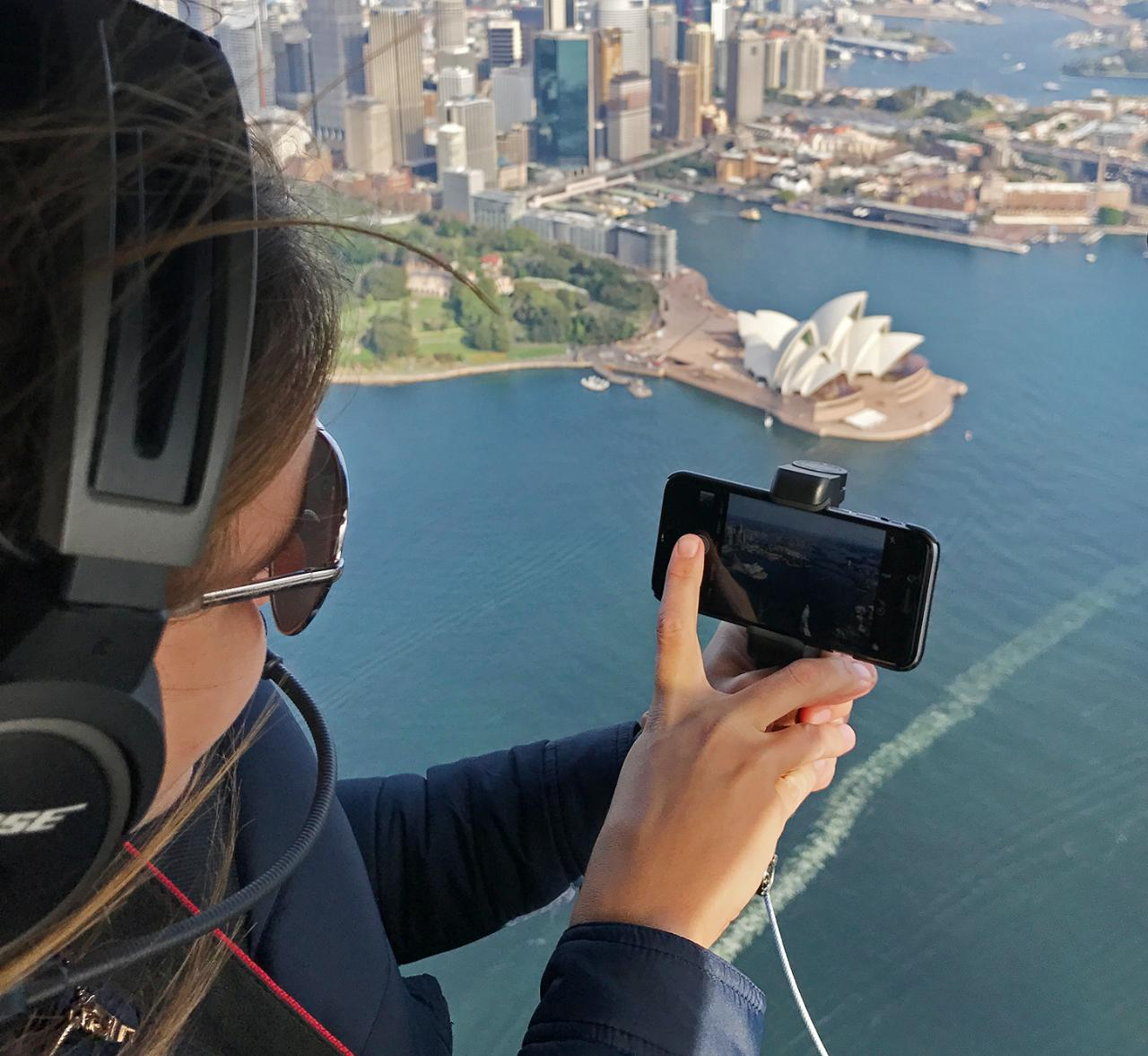 Flight 8v - Aerial Click Sydney  (Share with Others) 30 minutes