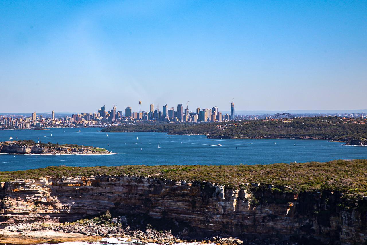 Doors Off Sydney Coastal High