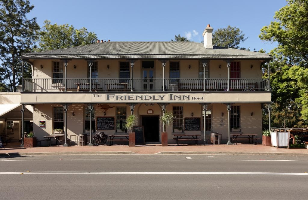 Kangaroo Valley Pub Lunch (Gift Card)