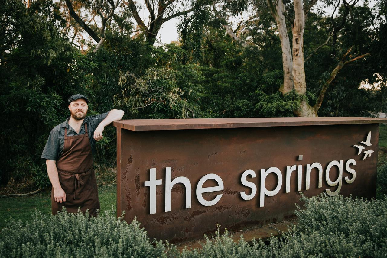 Flight 15a - The Springs Central Coast - Fly & Dine Lunch Package
