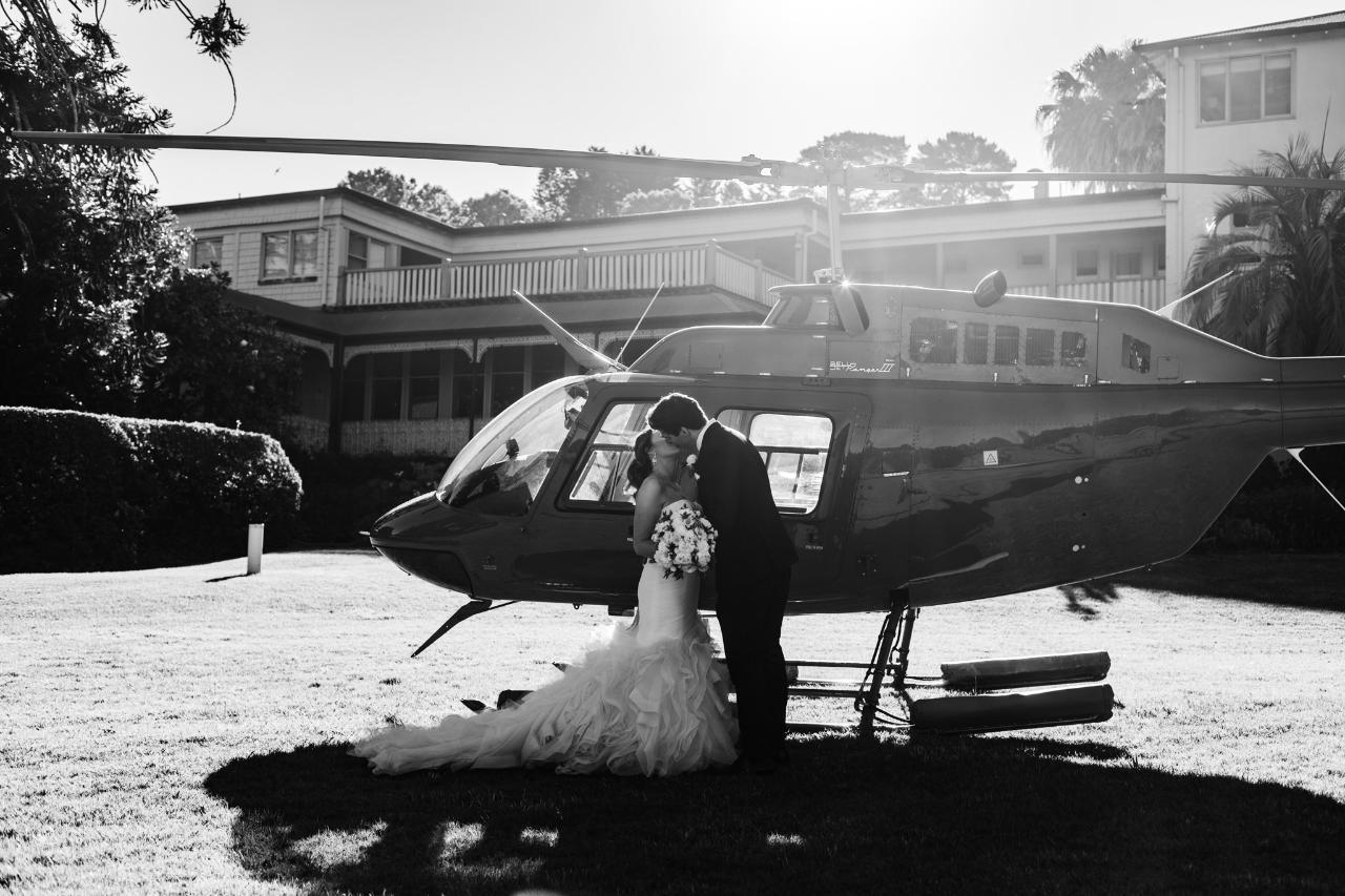 Heli-Weddings