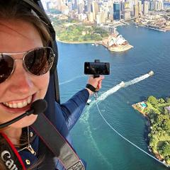 Flight 11b - Aerial Click Sydney Private flight Gift Card (60 Minutes)