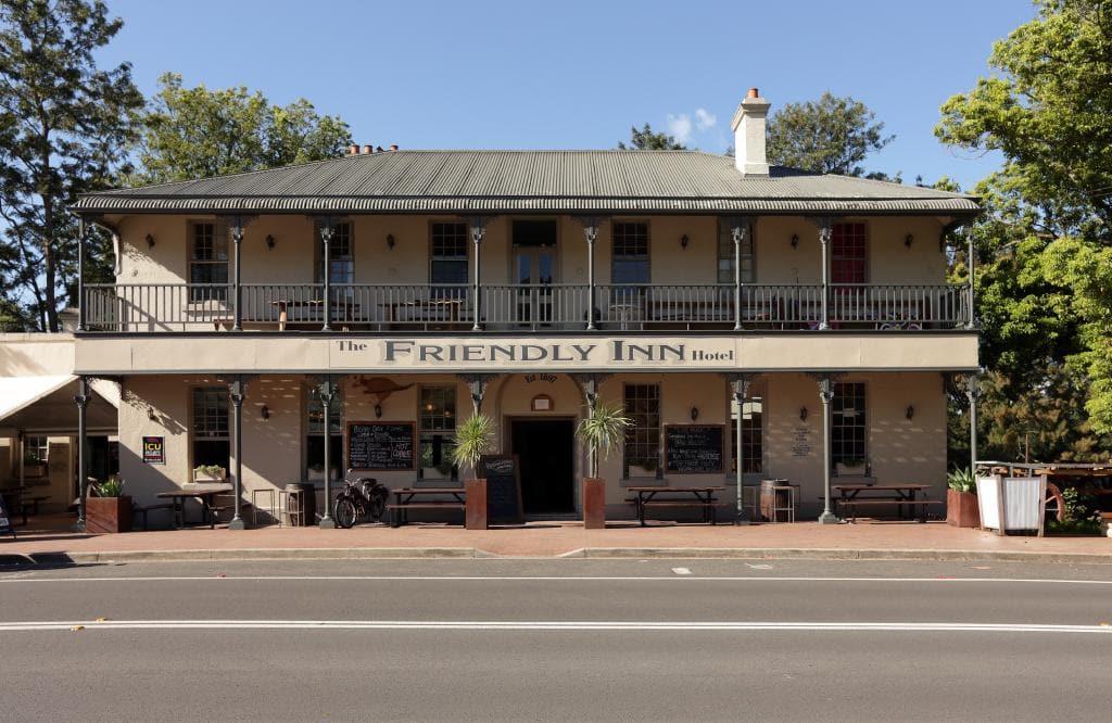 Kangaroo Valley Pub Lunch
