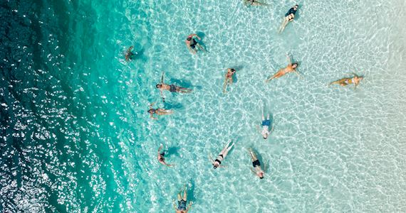 Package 1 - Fraser Whitsundays Hot Deal : Wings Sailing Whitsundays Tour 2 day 2 night and Fraser Island Day trip with Fraser Island Adventure Tours