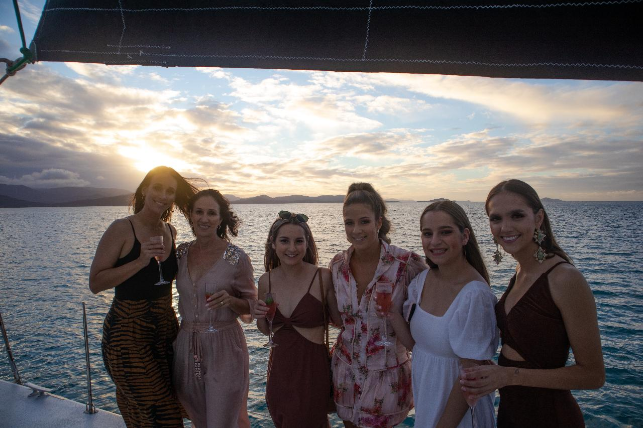 Exclusive Sunset Sailing On The Bay and BBQ