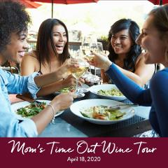 Mom's Time Out Wine Tour