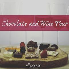 Valentine's Day Chocolate and Wine Tour
