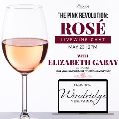 Pink Revolution: Live wine chat with Elizabeth Gabay, MW