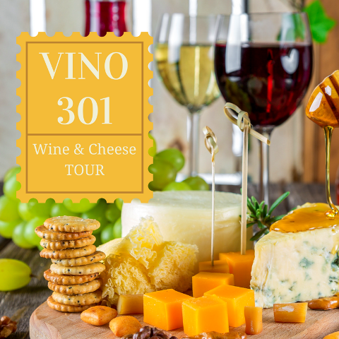 Wine & Cheese Tour