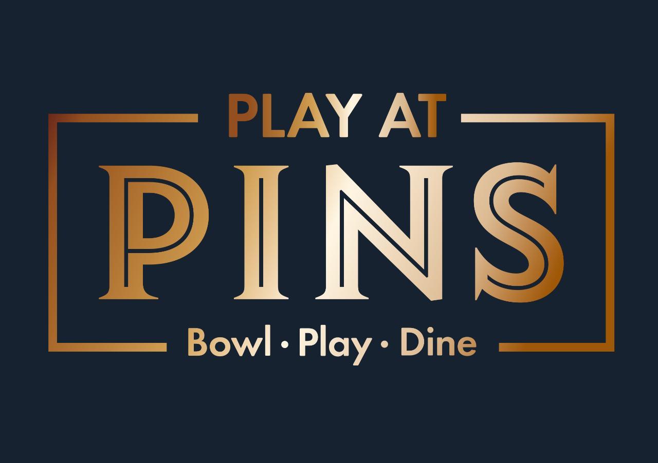 Play at Pins Peak Bowling Game - Lane 2
