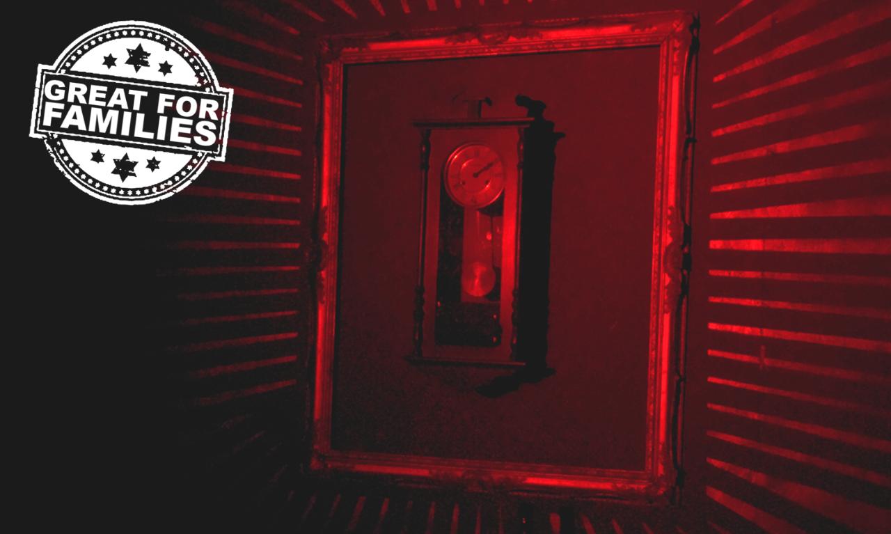City Mazes Bristol - Bunker Blowout
