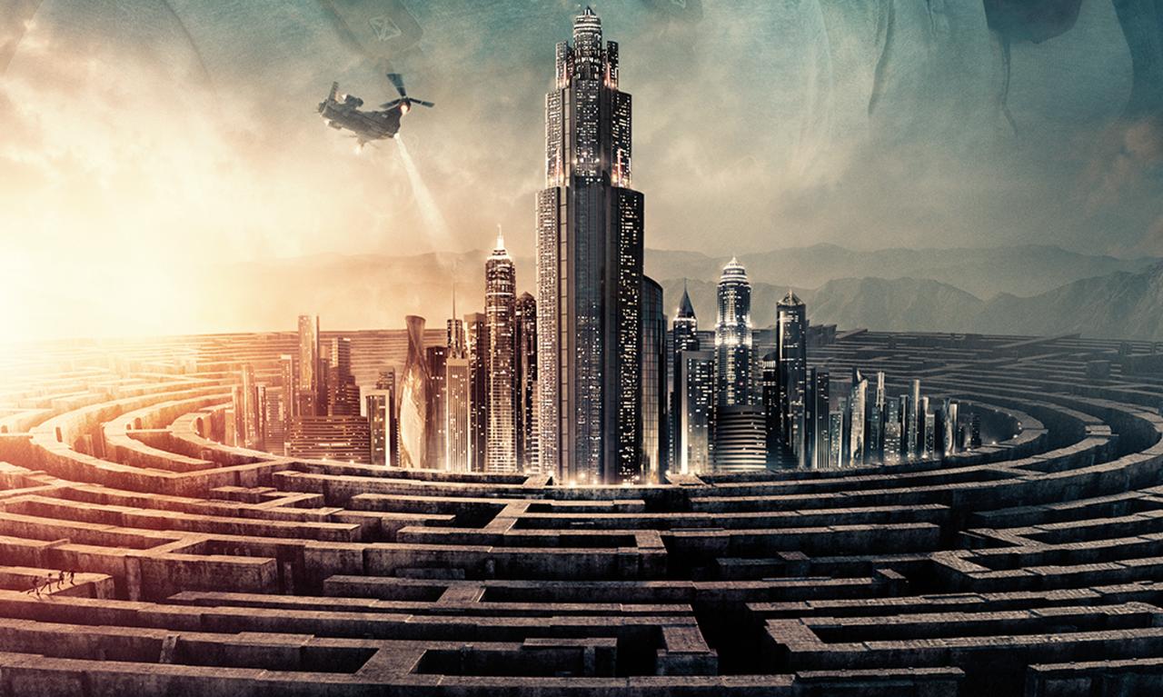 City Mazes SWINDON - The Runner