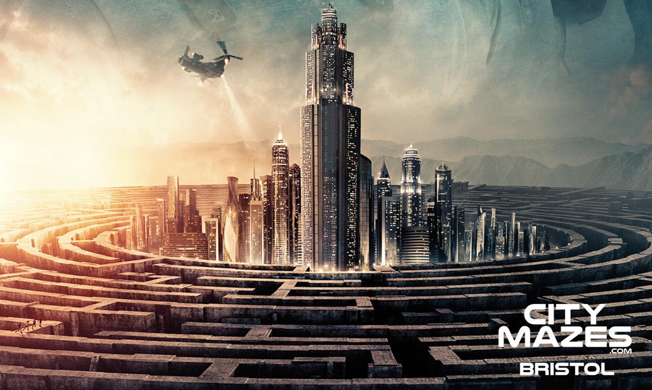 City Mazes BRISTOL - The Runner
