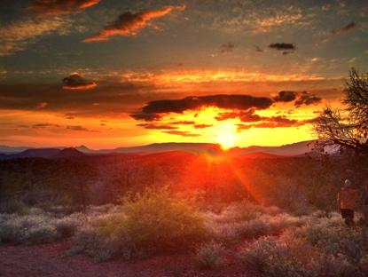 Scenic Sedona Sunset Adventure