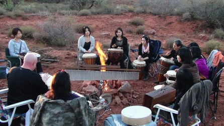 Scenic Sedona Connection & Fire Ceremony