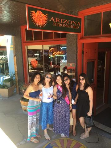 """Wine, Food, Spirits & Shopping in """"Old Town"""""""