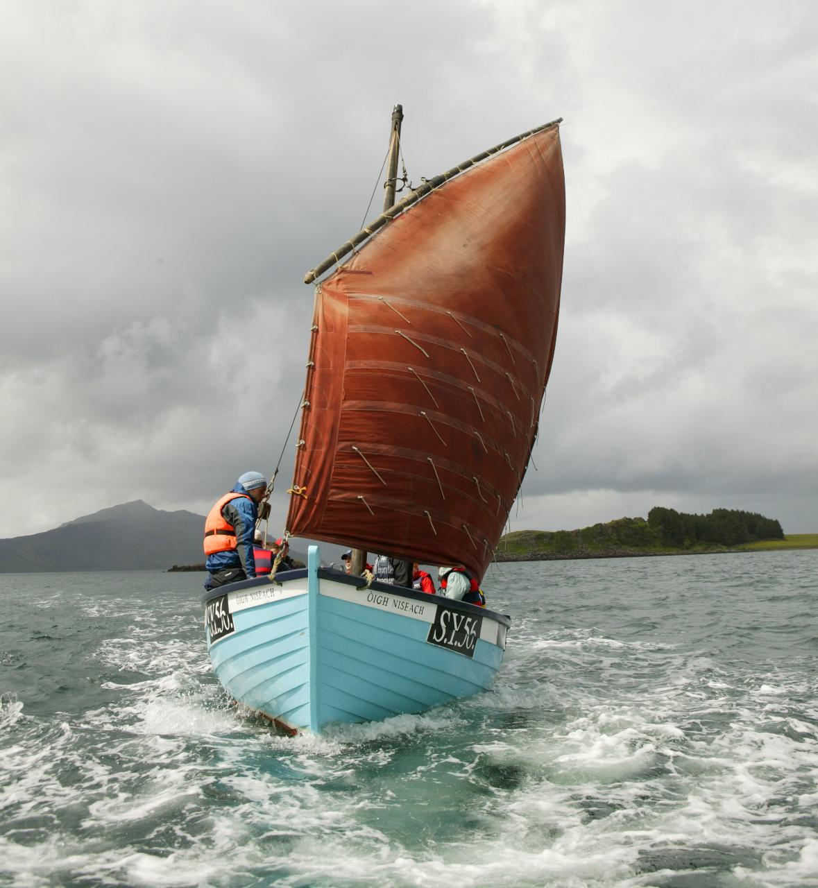 Sailing Session