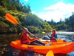 Loch Kayaking Session