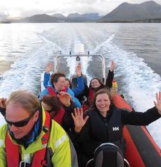 RIB Trip: Cruise the Sound of Raasay