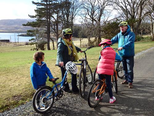 Bike Hire - Child (5hrs 45min)