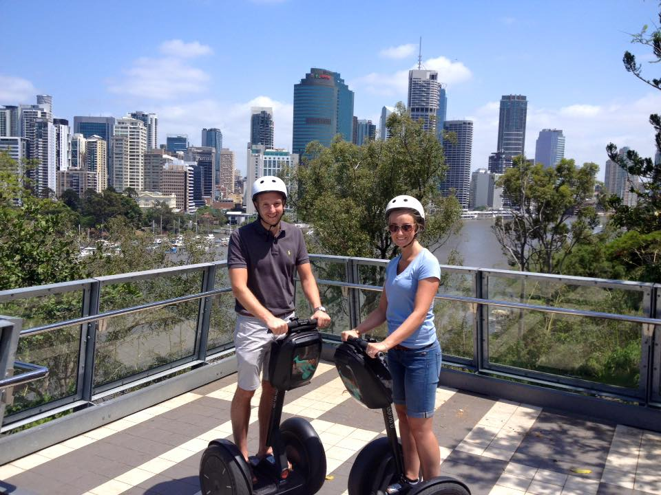2 Hour 15 Minute Kangaroo Segway Tour Gift Card