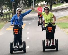 1 Hour 15 Minute Segway Brisbane Afternoon/Sunset Tour