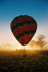 King Valley Hot Air Balloon Flight and Photography Course