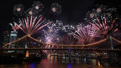RIVERFIRE Masterclass - Fireworks Photography (Photography Workshop Brisbane)