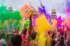 India & Holi Festival