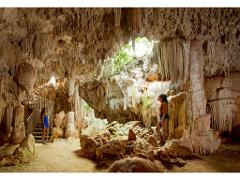 NEW!- Cayman Crystal Caves & Sightseeing Tour (Private Tour Only)