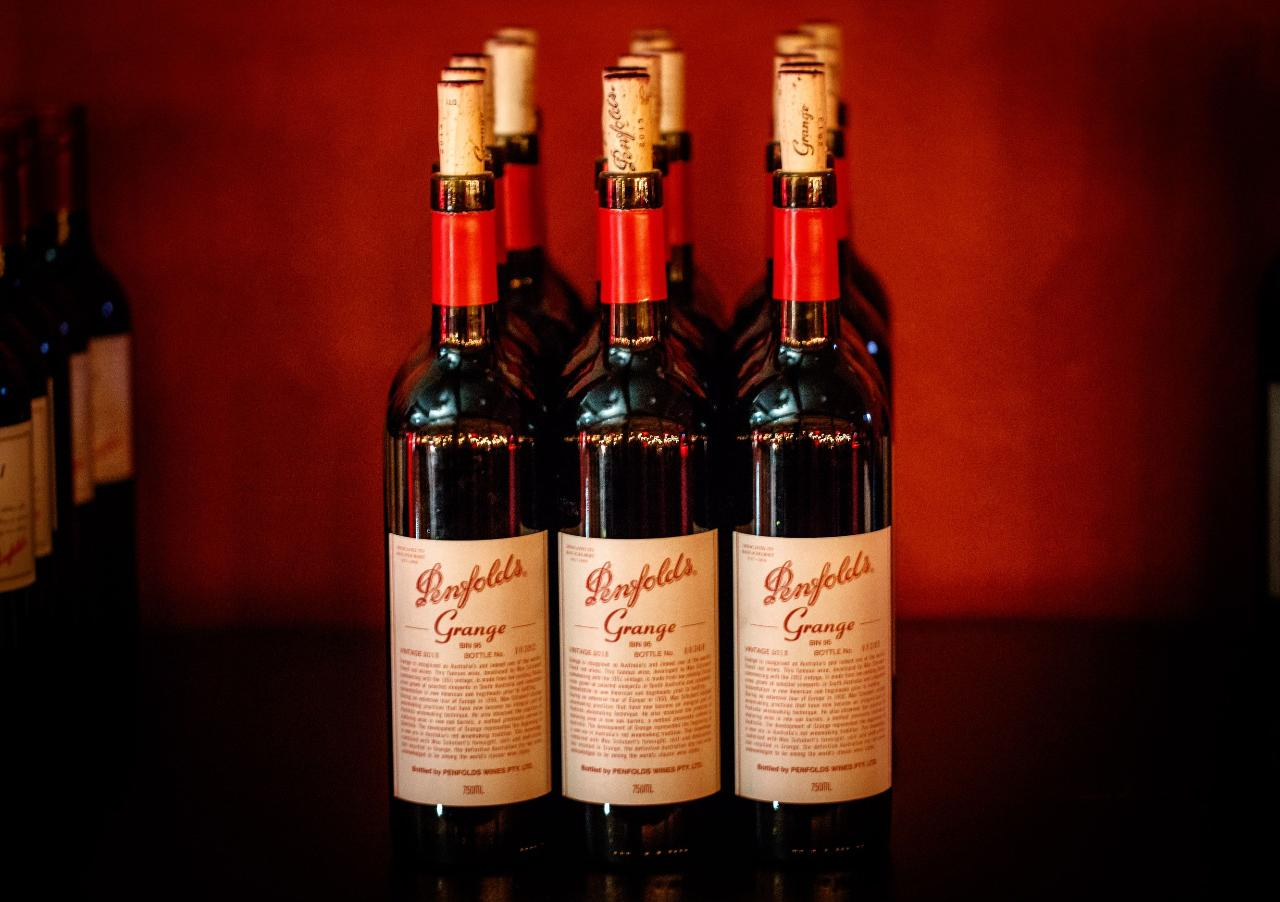Penfolds Private Icon & Luxury Tasting Flight