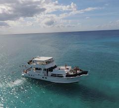 Piratas de Tejas (72' Custom Bruce Roberts) - Morning Cruise