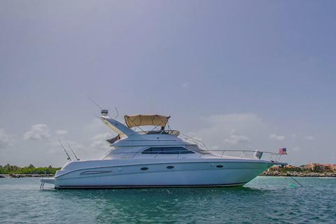 4 Piratas (51' Sea Ray)  - Afternoon Cruise