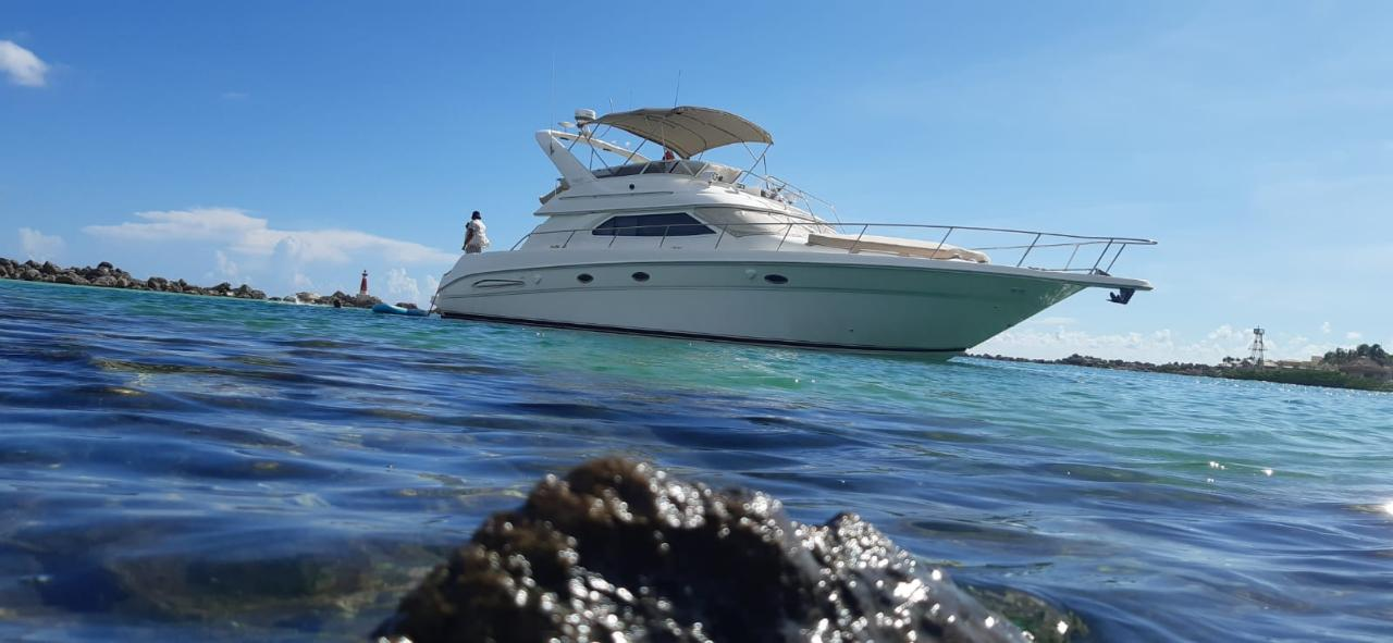 4.5 Piratas (51' Sea Ray)  - Afternoon Cruise