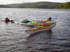 Kayak Rescues (Thunder Bay)