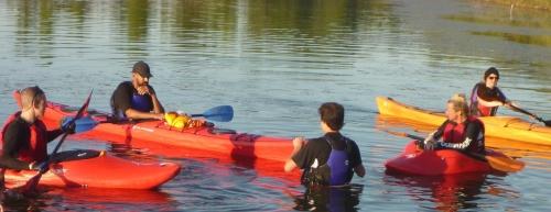 Paddle Canada Basic Kayak Instructor