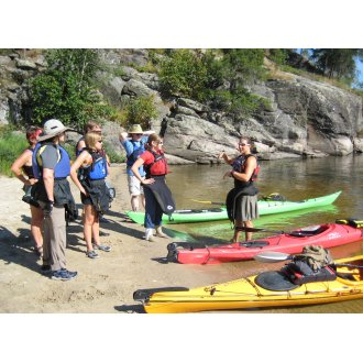 Introduction to Kayaking - 8 Hours (Outdoors)