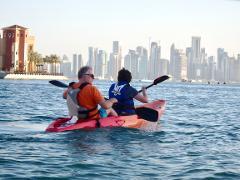Kayak & SUP Chilled Cruising