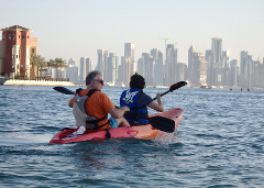 LET'S PADDLE The Pearl Kayaking (3-5km)