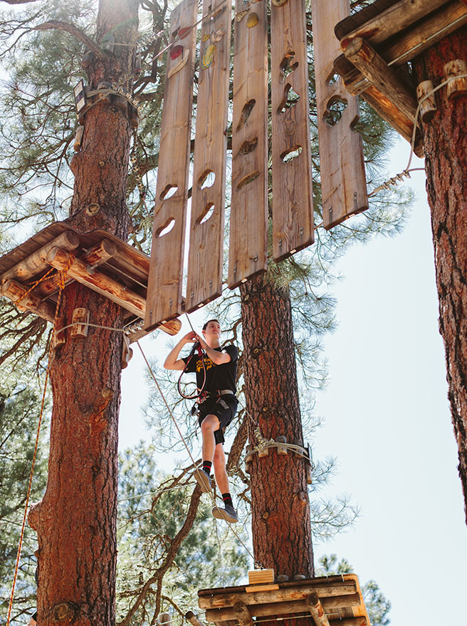 Adventure Course: Adults (ages 12+)