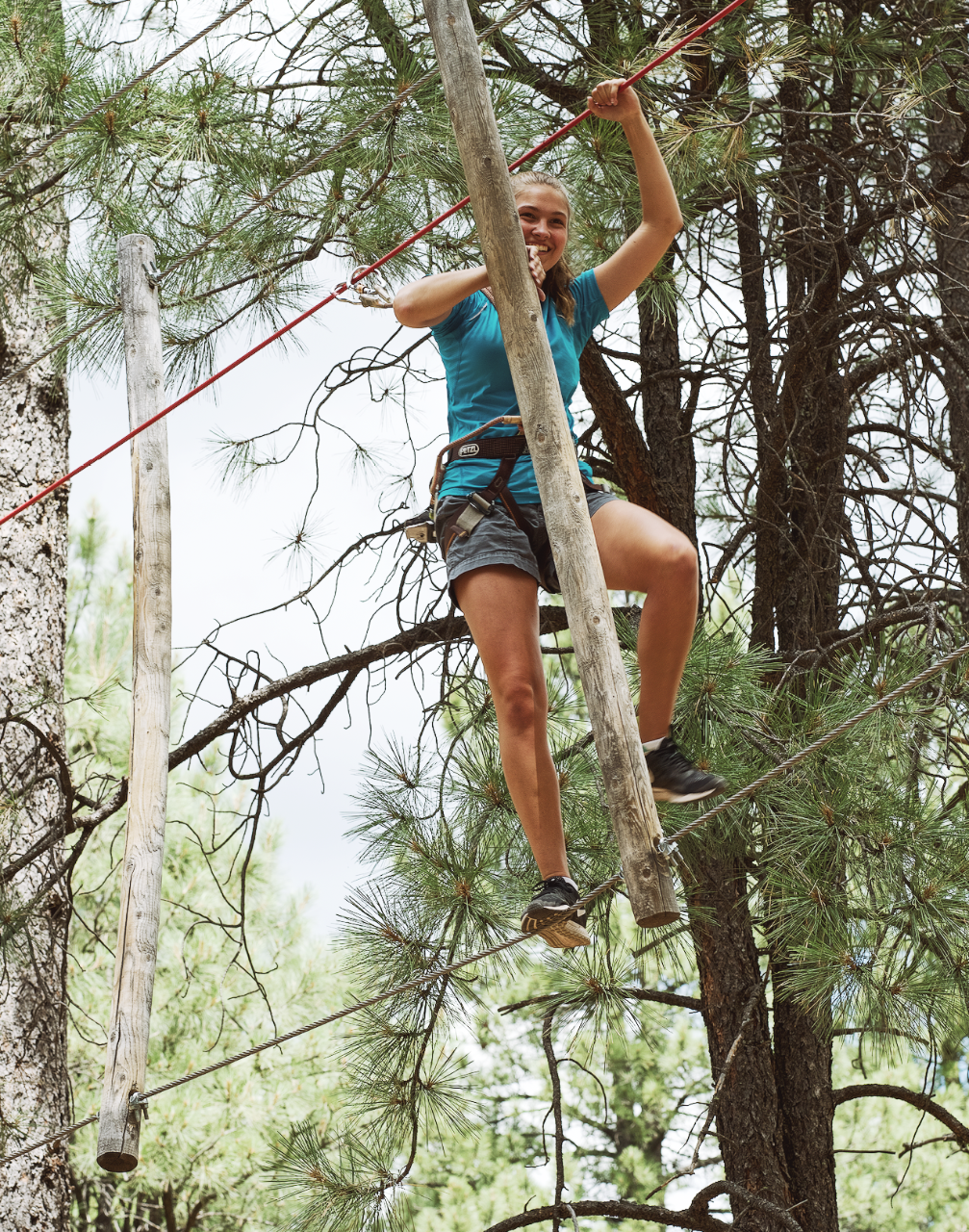 Adventure Course (Adults and ages 12 and up)