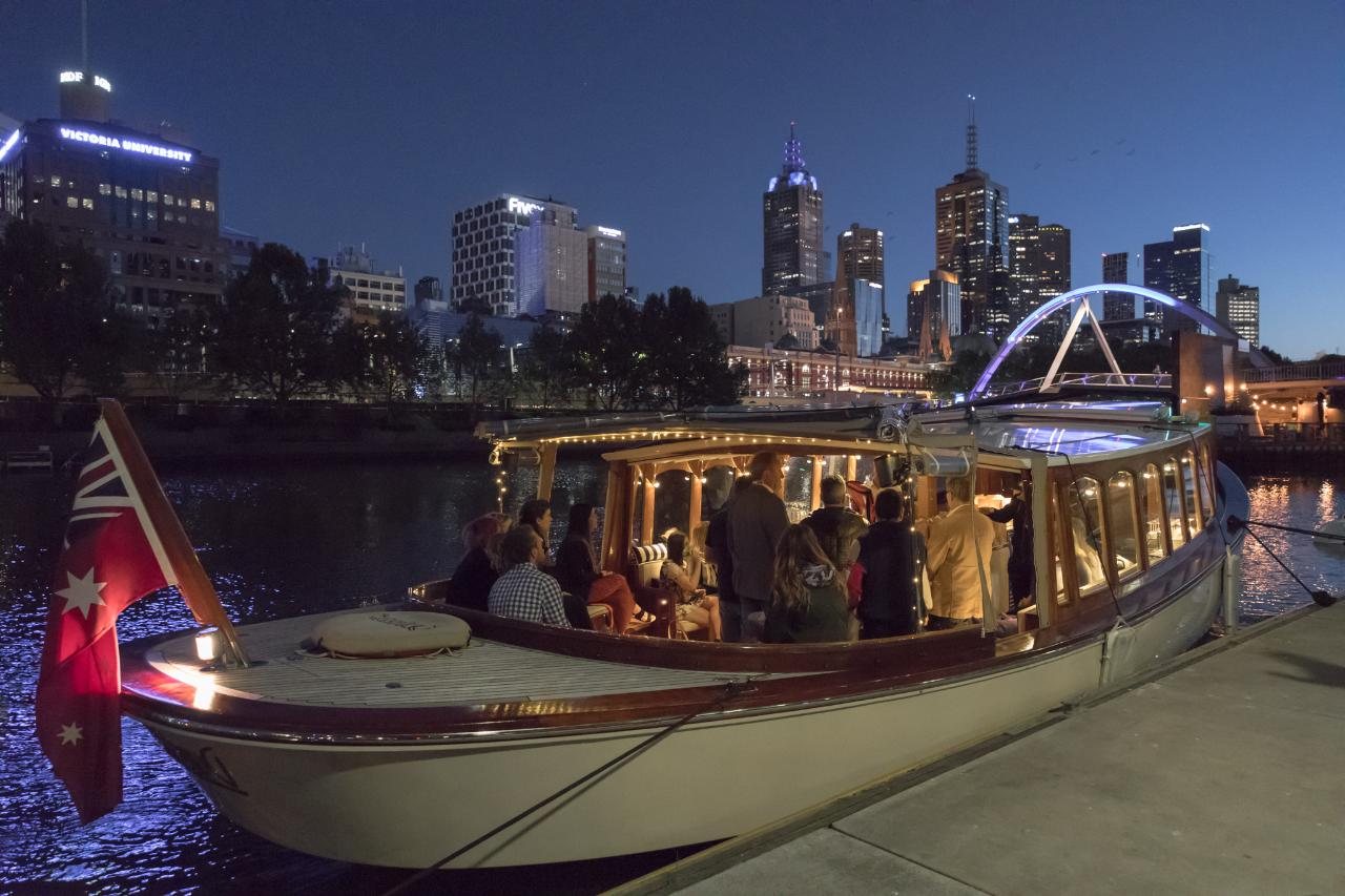 Birrarung - Private Charter -for up to 35 people