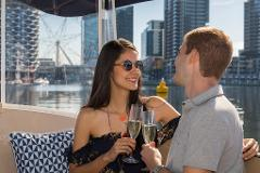 Romantic Proposal Package - Private Yarra River Cruise