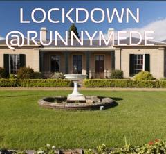 Paranormal Lockdown at Runnymede