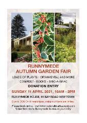 Runnymede Autumn Garden Fair