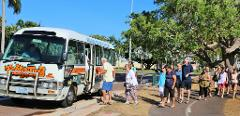 Tour Tub Darwin City Explorer  | 5 hour guided tour of Darwin with entry to 6 attractions