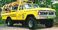 Litchfield Safaris One day tour of Litchfield National Park in a exciting V8!